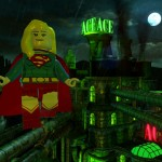 Lego Batman 2 Supergirl Wallpaper
