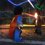 Lego Batman 2 Superman Wallpaper