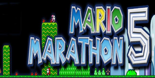 Mario Marathon 2012 logo