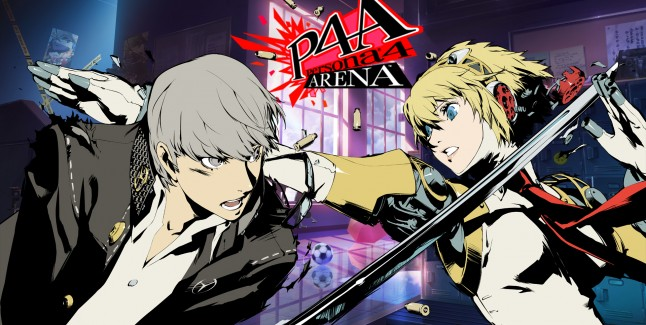 Persona 4 Arena wallpaper