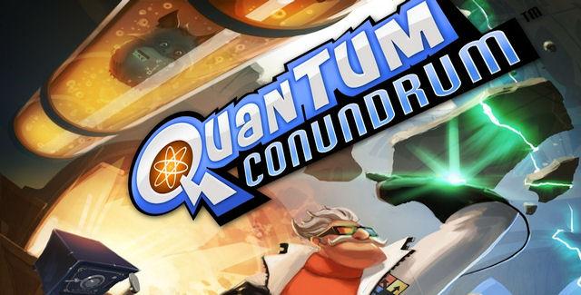 Quantum Conundrum Walkthrough