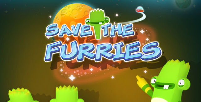 Save the Furries logo