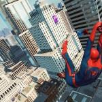 The Amazing Spider-Man 2012 City Wallpaper