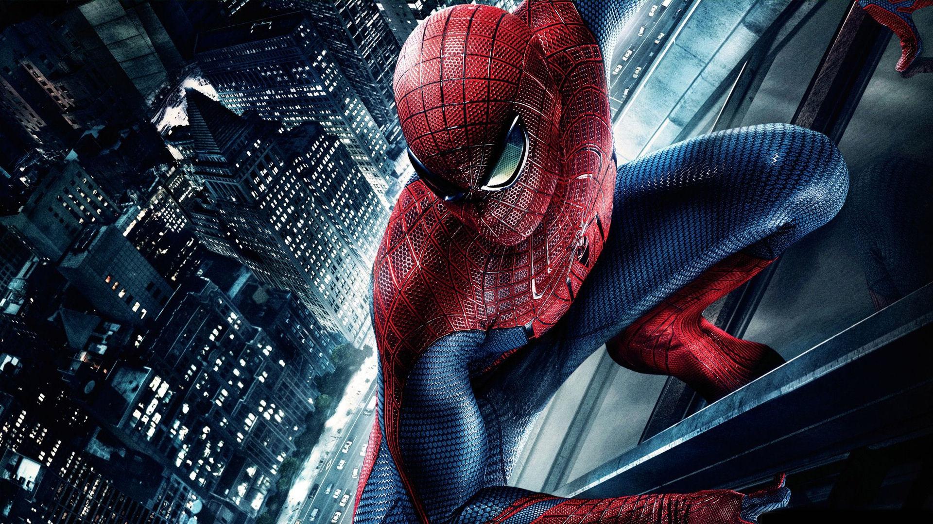 The Amazing Spider Man 2012 Wallpaper Hd