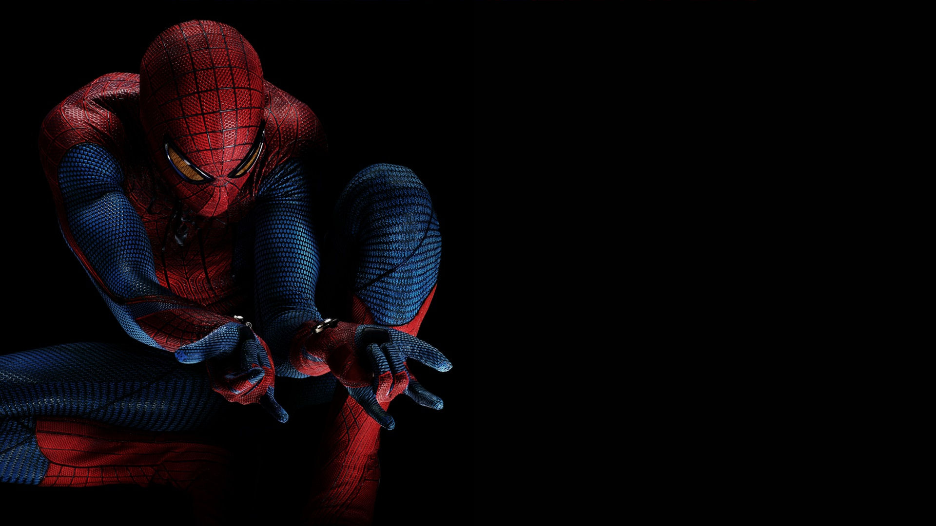 The Amazing Spider Man 2012 Web Shooting Wallpaper