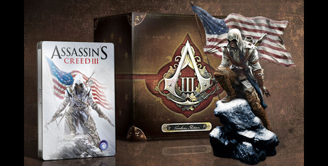 Assassin's Creed 3 Unboxing