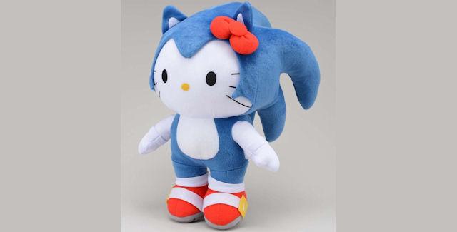 Hello Kitty Sonic