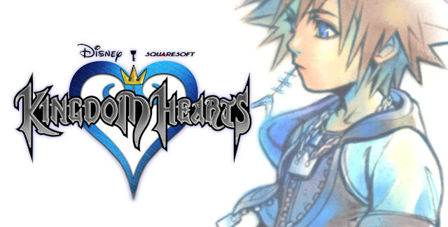Kingdom Hearts 3 stars Sora