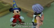 Kingdom Hearts 3D Secret Ending