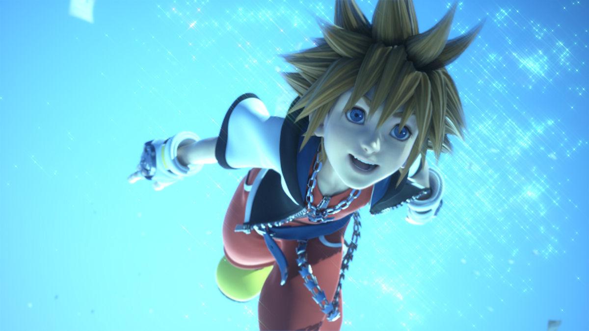 Kingdom Hearts 3d Wallpaper 7