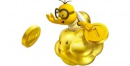 New Super Mario Bros 2 Gold Lakitu
