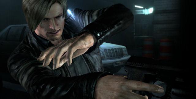 Resident Evil 6 Demo Walkthrough Screenshot