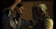 The Walking Dead Game gets up close and personal