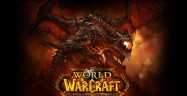 World of Warcraft dragon logo