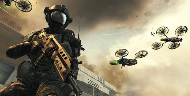 Call of Duty: Black Ops 2 Multiplayer Screenshot