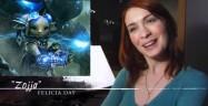 Felicia Day as Zojja in Guild Wars 2