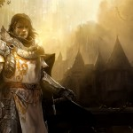 Guild Wars 2 Knight Wallpaper