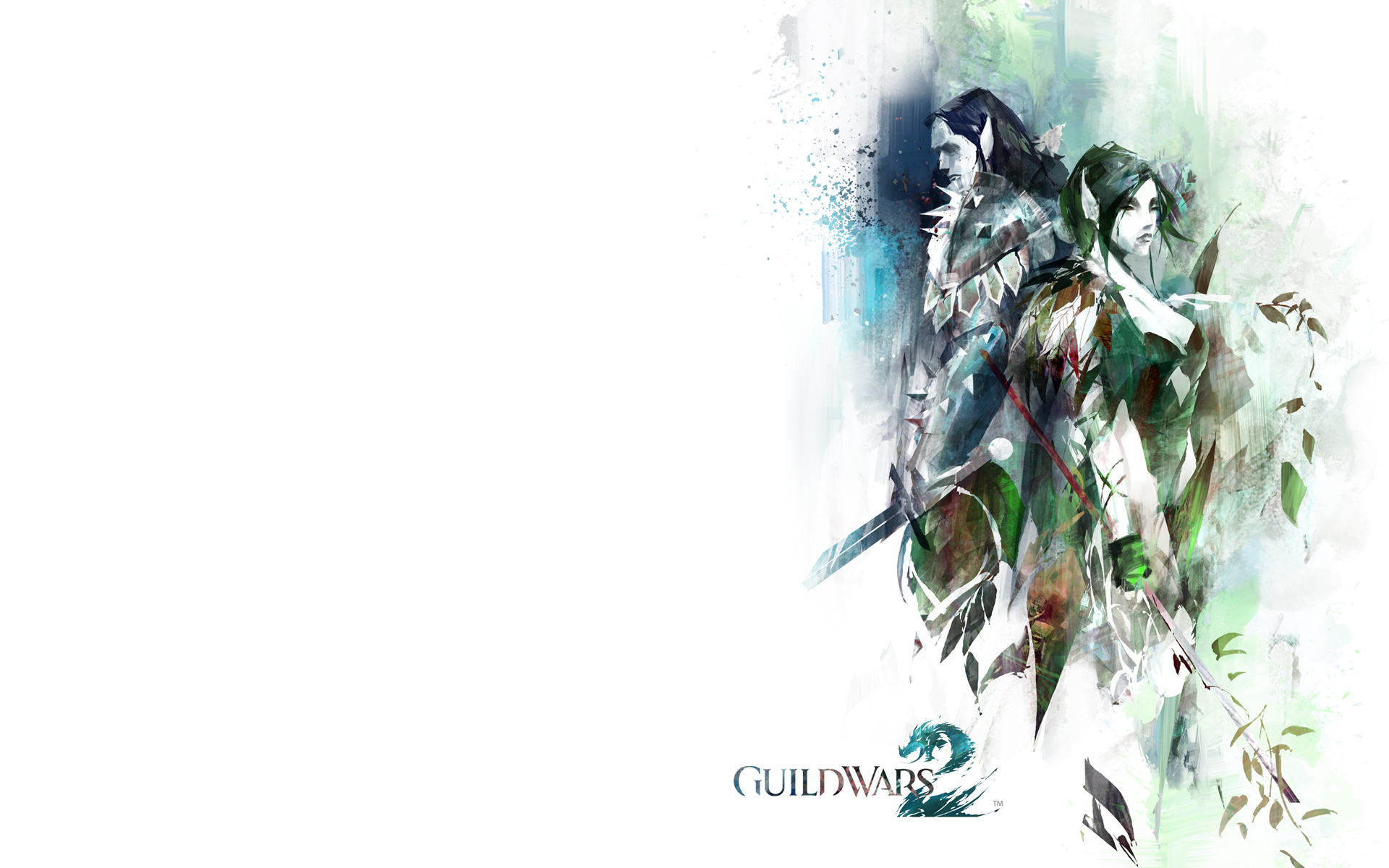 Guild Wars 2 Sylvari Wallpaper
