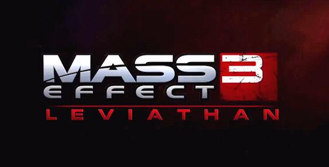 Mass Effect 3 Leviathan Walkthrough