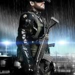 Metal Gear Solid: Ground Zeroes Artwork