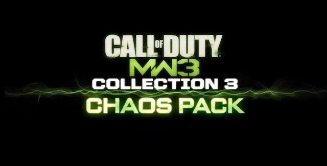Modern Warfare 3 Collection 3 Logo