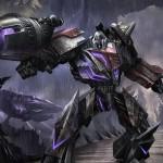 Transformers Fall of Cybertron Megatron Wallpaper