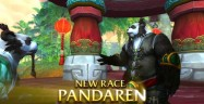 World of Warcraft: Mists of Pandaria Pandaren Race Screenshot