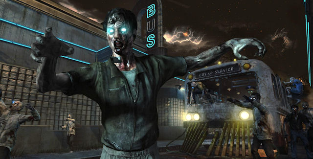 Black Ops 2 Zombies Campaign