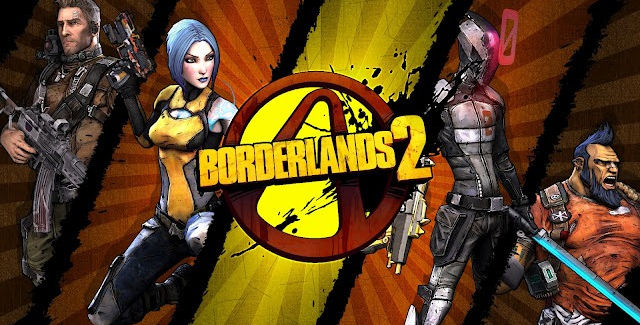 borderlands 2 characters list