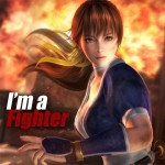 Dead or Alive 5 Kasumi Poster
