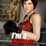 Dead or Alive 5 Mila Poster