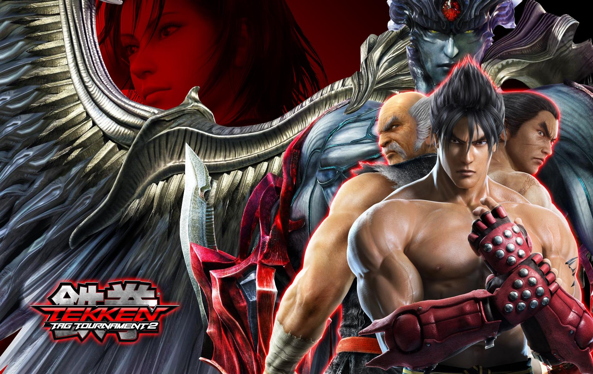 Tekken Tag Tournament 2 Characters Wallpaper