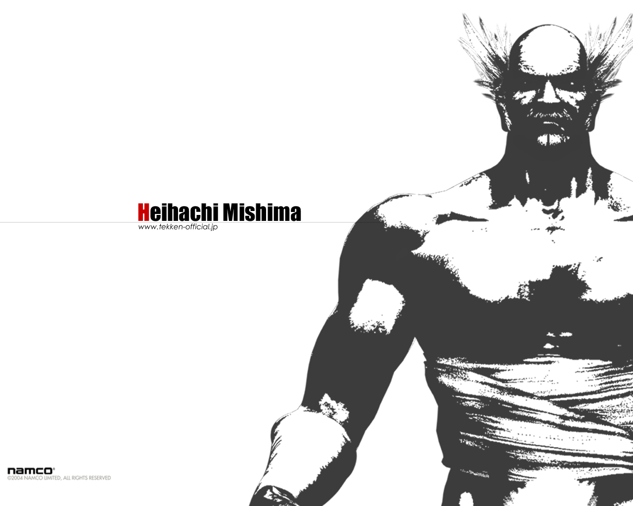 Tekken Tag Tournament 2 Heihachi Mishima Wallpaper