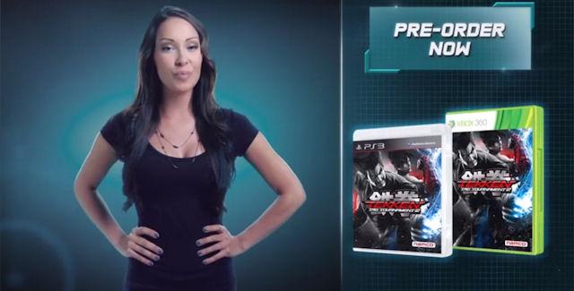 Tekken Tag Tournament 2 Pre-Order Bonus Host
