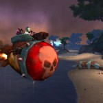World of Warcraft: Mists of Pandaria Depleted-Kyparium Rocket Mount