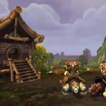 World of Warcraft: Mists of Pandaria Dragon Turtles Mount