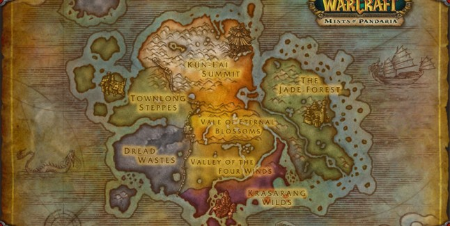 World of warcraft mists of pandaria map gumiabroncs Choice Image