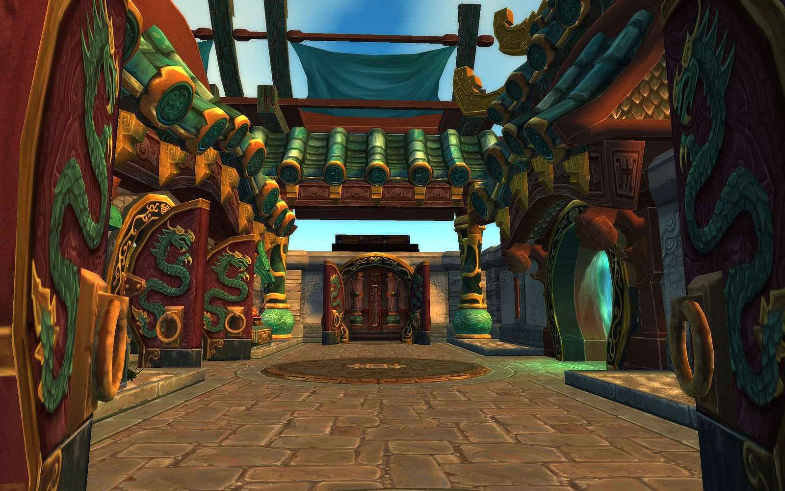 Resultado de imagen de world of warcraft screenshots