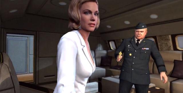 007 Legends Endings