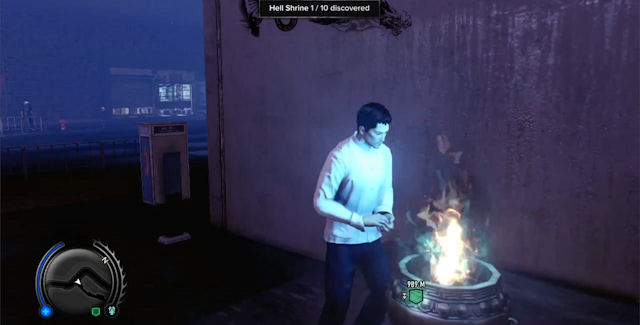 Sleeping Dogs: Nightmare in North Point Hell Shrines Locations Guide