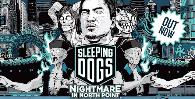 Sleeping Dogs: Nightmare in North Point Walkthrough