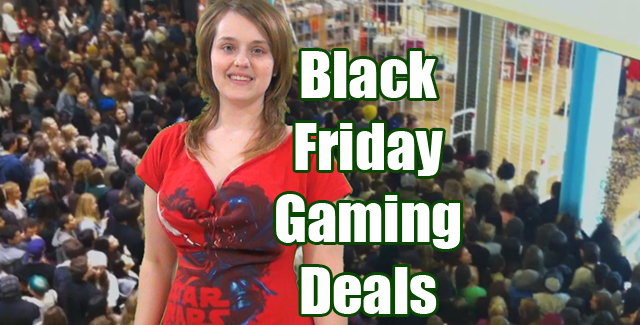 Black Friday Gaming Deals