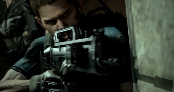 Resident Evil 6 Chris Redfield Screenshot