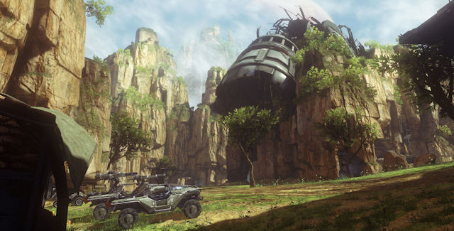 Halo 4 Maps Guide