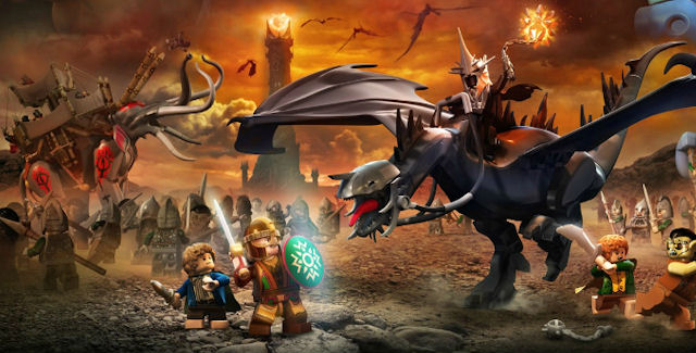 Lego The Lord Of Rings Character List