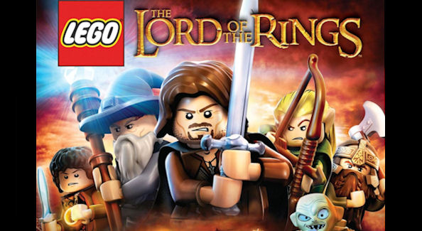 Lego Lord of the Rings Walkthrough