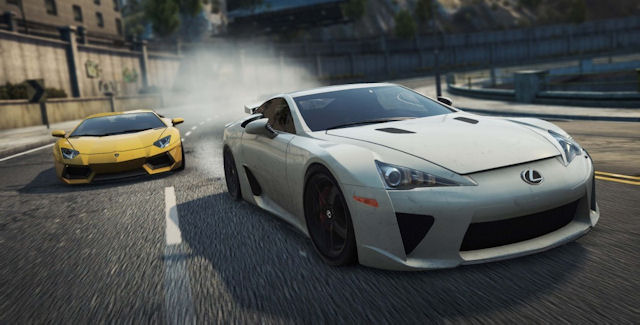 Need For Speed Most Wanted 2012 Car List Video Games Blogger