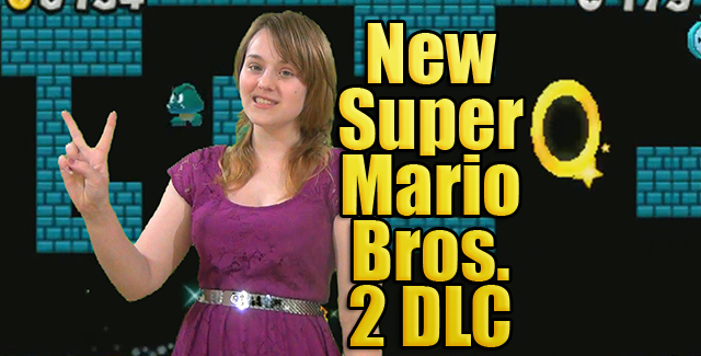 New Super Mario Bros 2 DLC