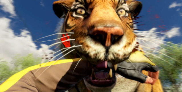 Far Cry 3 Golden Tiger