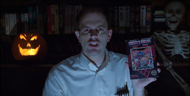 Ghosts 'n Goblins Review by Angry Video Game Nerd